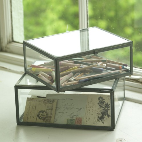 Decorative Display Boxes Stunning Decorative Glass Display Box  Billingsblessingbags Inspiration